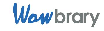 Wowbrary logo
